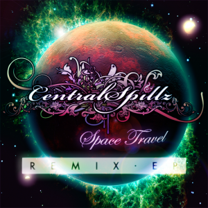 Central Spillz – Space Travel Remix EP [FREE DOWNLOAD]