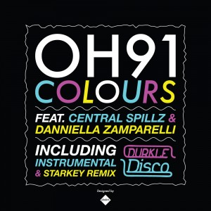 OH91 – Colours EP – DD003