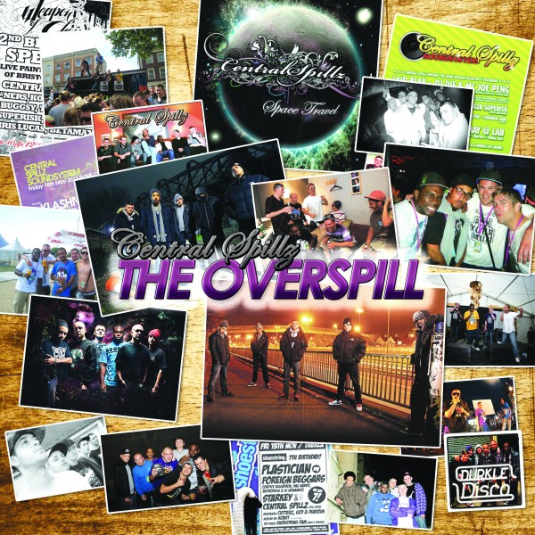 Central Spillz – The Overspill mixtape [FREE DOWNLOAD]