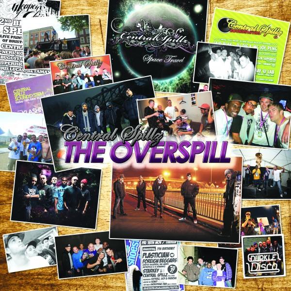 Central Spillz – The Overspill mixtape [FREE DOWNLOAD]