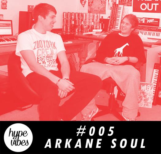 Arkane Soul DJ mix & free track courtesy of Hype Vibes & Mixmag